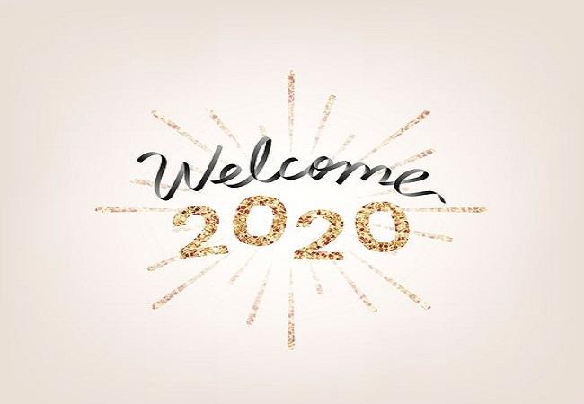 PunjabKesari, Welcome 2020, वेलकम 2020