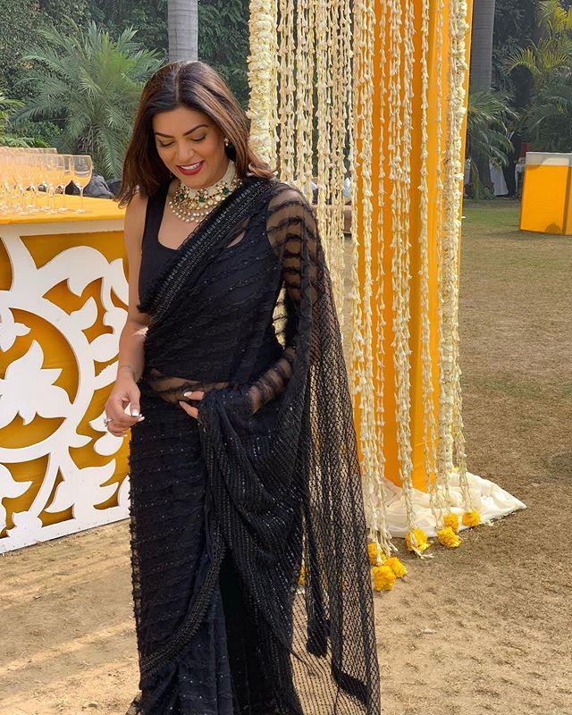PunjabKesari, सुष्मिता सेन इमेज, सुष्मिता सेन पिक्चर, सुष्मिता सेन फोटो