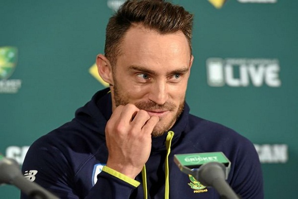 sports news, cricket news india, Australia cricket, captain Finch, south africa, Captain Faf du Plessis