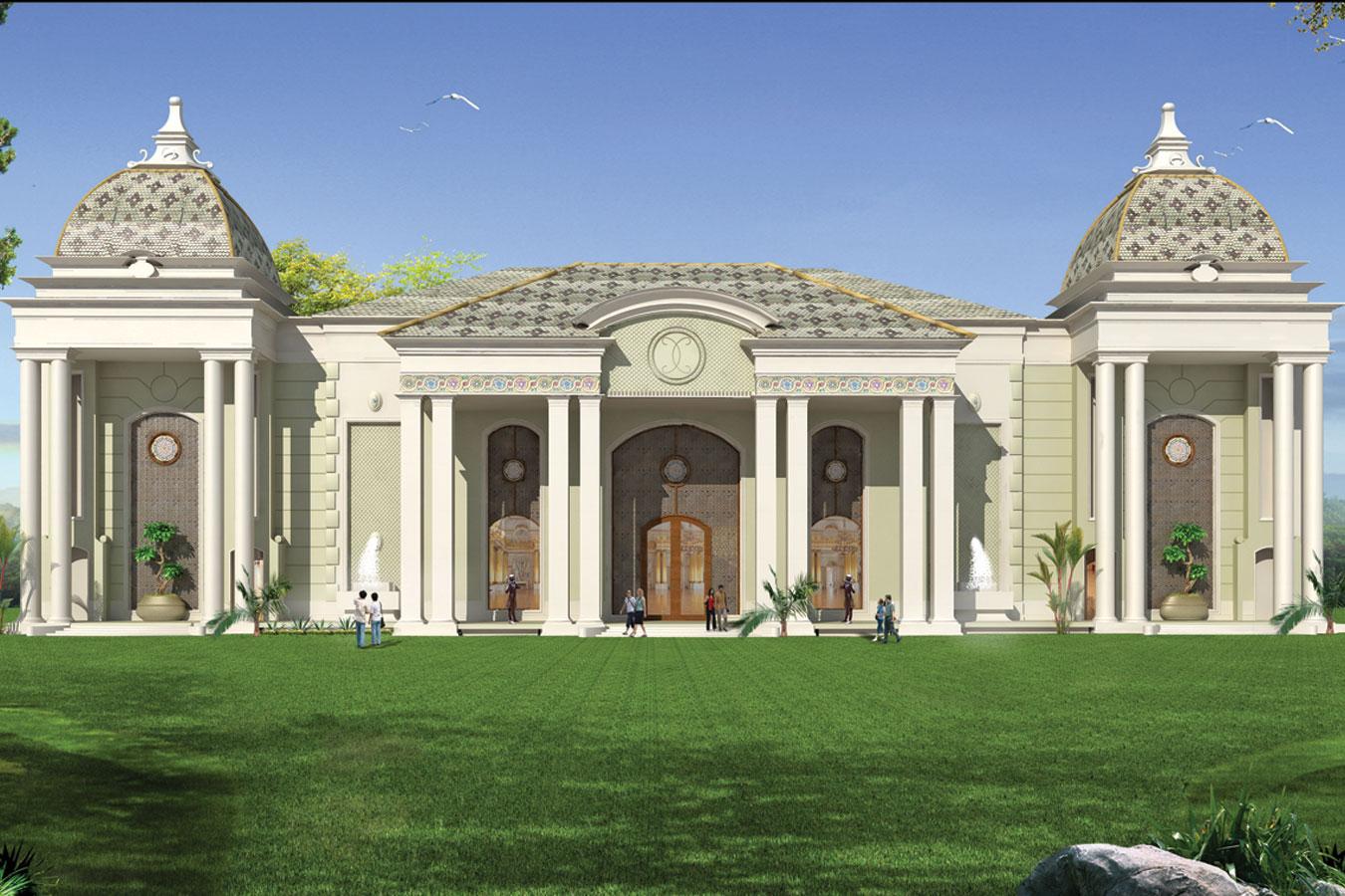 PunjabKesari, Nari, Kapil Sharma Wedding Venue, Cabbana Resort Image