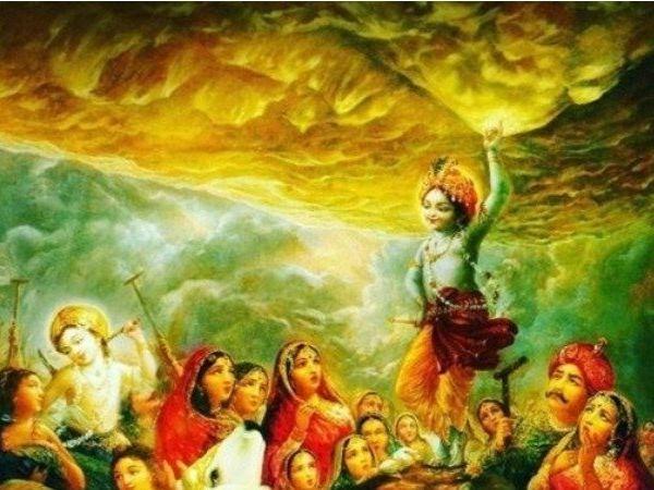 PunjabKesari,happy govardhan puja,govardhan puja,govardhan puja 2019,govardhan puja images,गोवर्धन पूजा फोटो,गोवर्धन पूजा कब है,गोवर्धन पूजा 2019