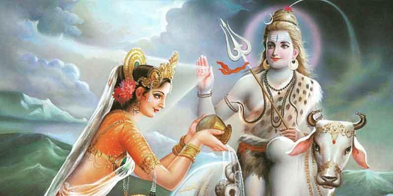 PunjabKesari, kundli tv, lord shiva and parvati wallpaper