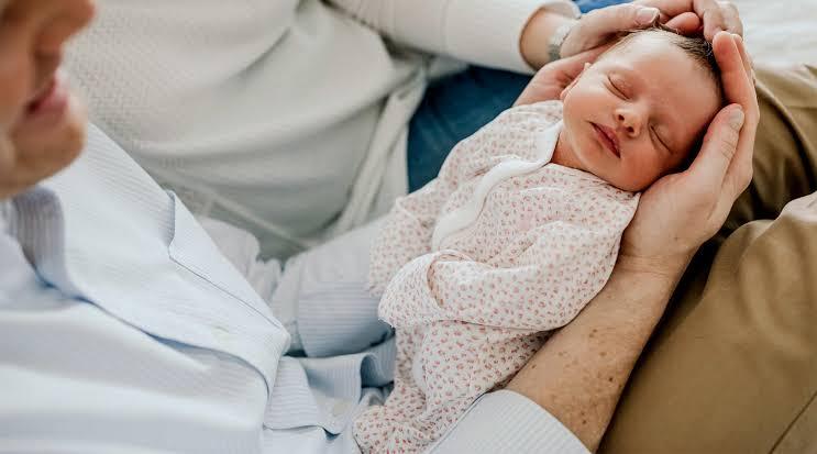 PunjabKesari, New born baby, baby