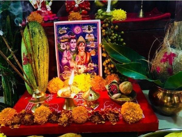 PunjabKesari, Hartalika Teej, Hartalika Teej 2019, हरतालिका तीज, Lord Shiva, Devi Parvati