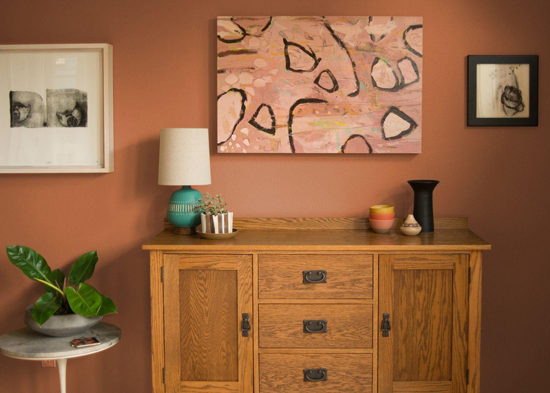 PunjabKesari, Clay Wall Color Image, Wall Color Image, Trendy Wall Color Image