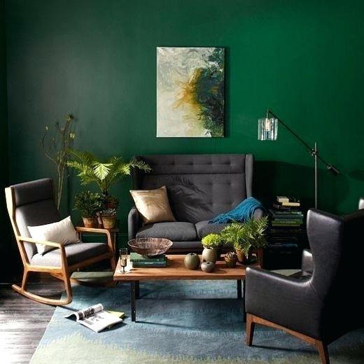 PunjabKesari, Dark Green Wall Color Image, , Wall Color Image, Trendy Wall Color Image