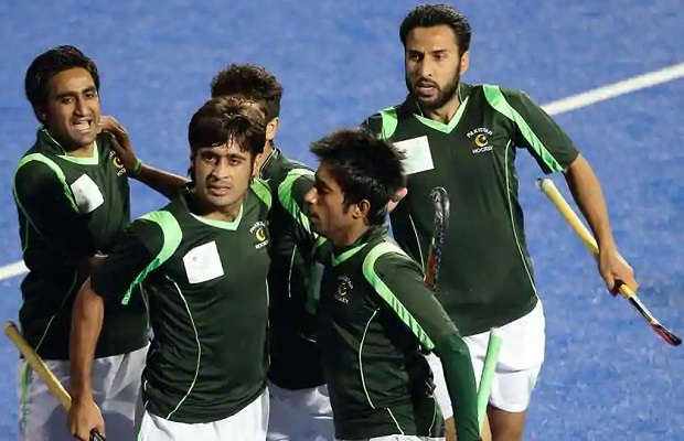 pakistan hockey team image