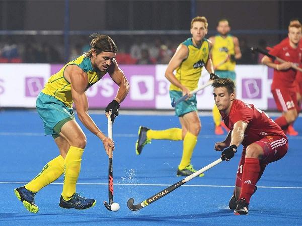 sports news, Hockey news in hindi, mens hockey world cup 2018, field hockey, Australia, beat, England,