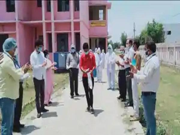 PunjabKesari, Madhya Pradesh News, Sagar District, Corona, Corona Negative, Lockdown, Indore, Corona Updates