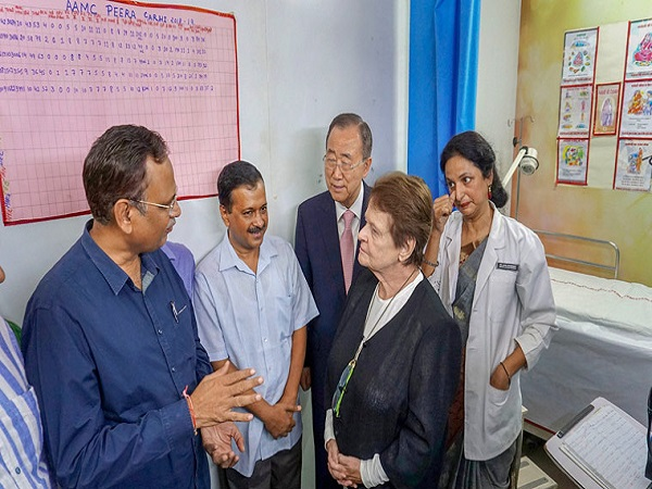 PunjabKesari, Madhya Pradesh News, Indore News, Delhi, Mohalla Clinik, AAP, Aam Aadmi Partiy, Arvind kejriwal, CM Kamalnath