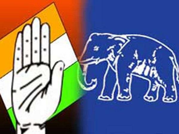 PunjabKesari, Madhya Pradesh, Punjab Kesari, Damoh, Bhopal, Congress, BSP, Devendra Chaurasiya, Rambai