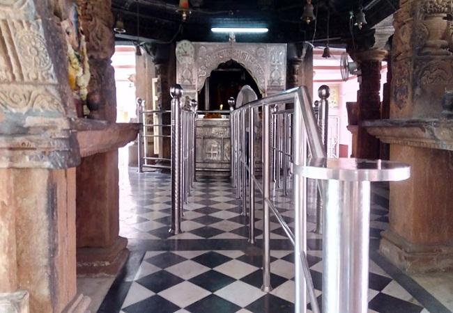 PunjabKesari, Bhanwal Mata Temple at Rajasthan, Bhanwal Mata, Maa Kali, Devi Brahmani