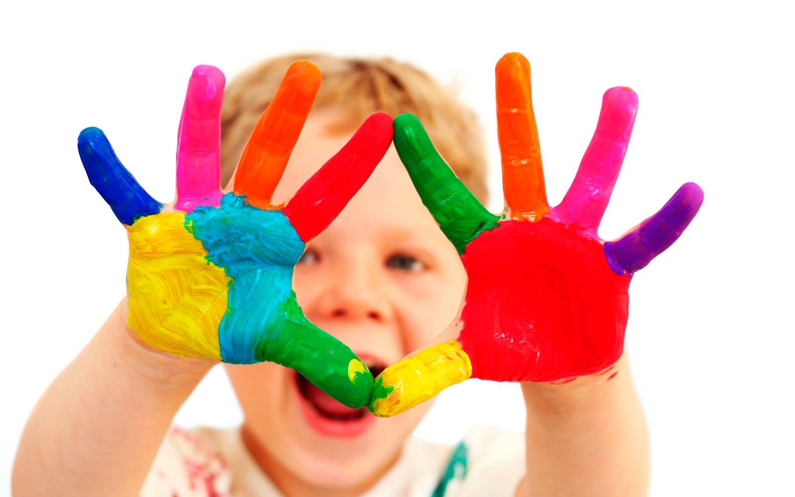 PunjabKesari, Nari, Children favorite color