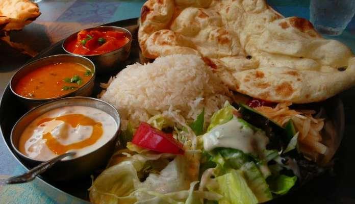 PunjabKesari, Food, Bhojan, Bhojan Ki thali, भोजन की थाली