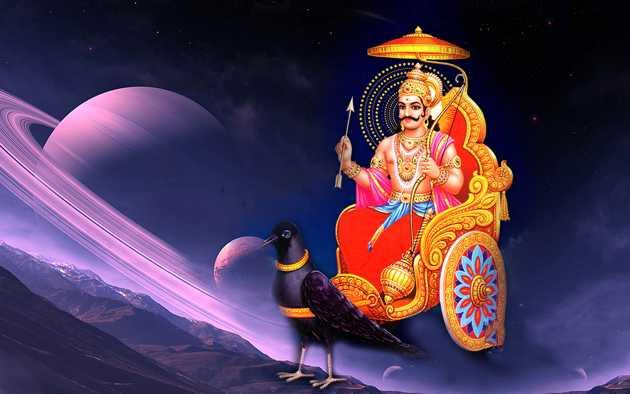 PunjabKesari, Shani Dev, Shani Dev Image, शनि देव