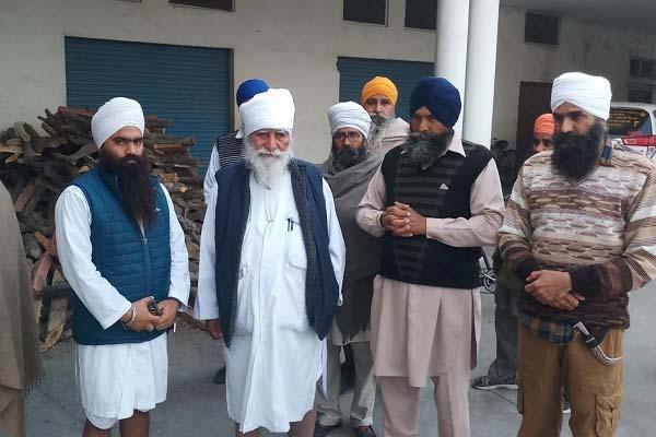 PunjabKesari, robbery in Gurdwara Baba Jivan Singh ji