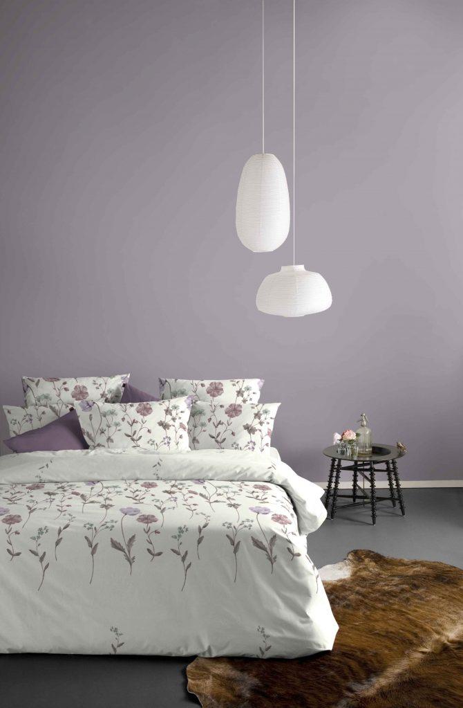 PunjabKesari, Lilac Gray Wall Color Image, Wall Color Image, Trendy Wall Color Image