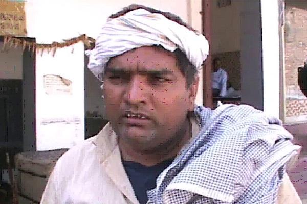 PunjabKesari, Farmer, sell, crop, mustrad