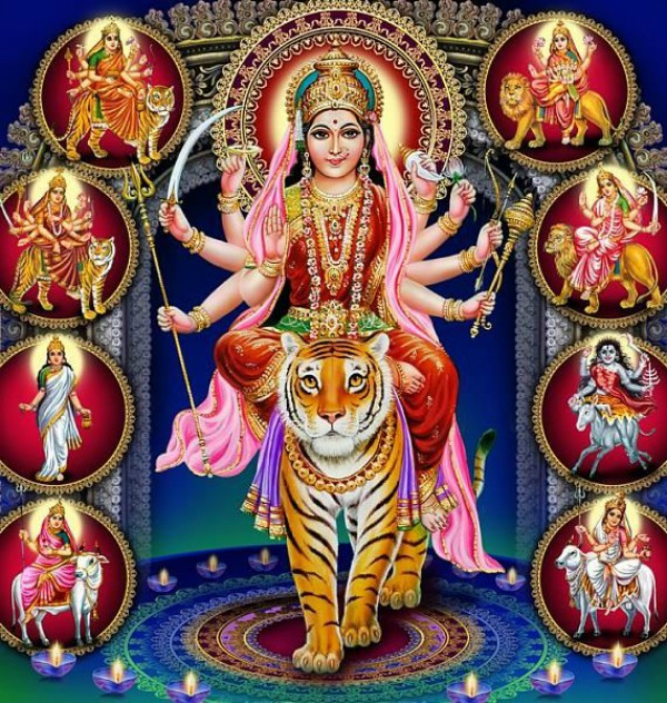 PunjabKesari,चैत्र नवरात्रि 2019 इमेज एचडी फोटो डाउनलोड,Chaitra Navratri image