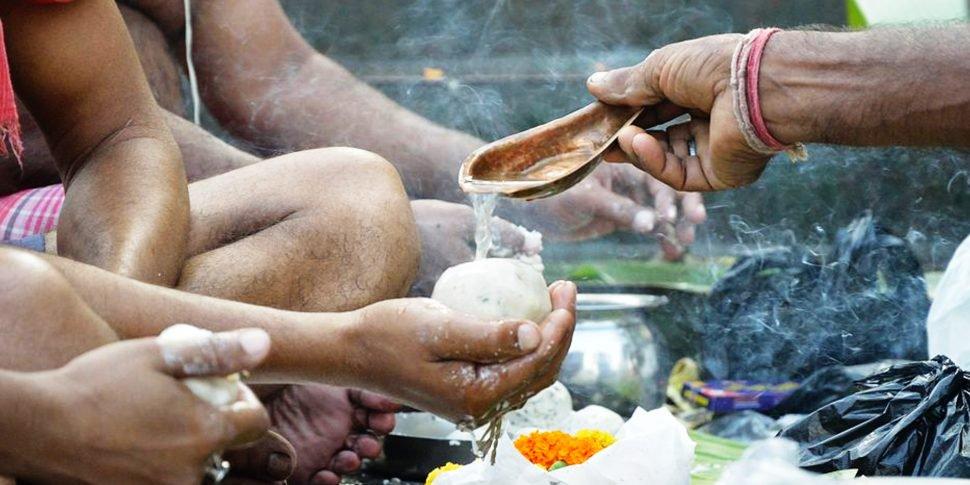 PunjabKesari,SHRADH, Nari