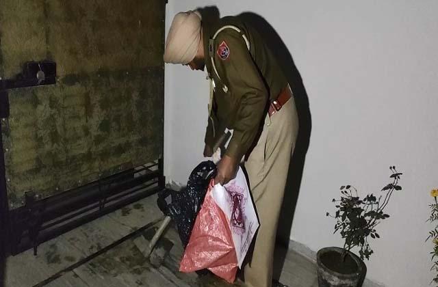 PunjabKesari, murder of a young man on diwali