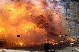 ubgl blast in kashmir 2 injured