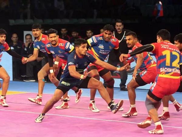 sports news, kabaddi news in hindi, Pro Kabaddi League 2018, UP Warrior, beat, Haryana Steelers