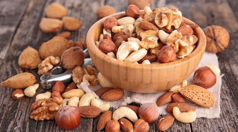 PunjabKesari, Dry Fruits