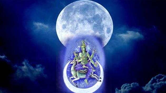PunjabKesari, Chandra Grah, Chandra De, Chandrma,चंद्र देव, चंद्र ग्रह