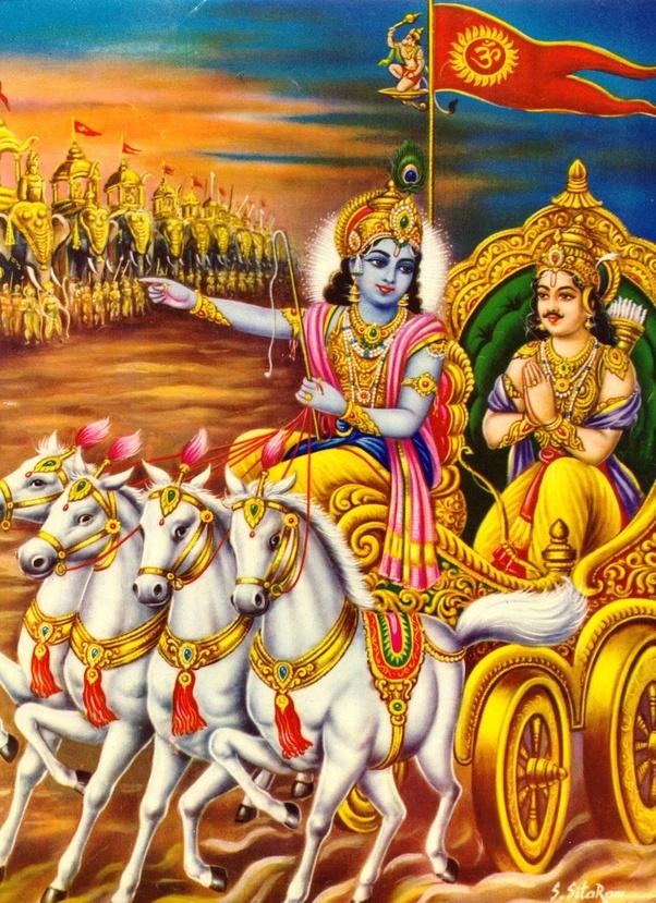 PunjabKesari, Shrimad Bhagwat Gyan,Shrimad Bhagwat, Shrimad Bhagwat gyan in hindi, भगवद्गीता श्रीमद् भागवत, Mantra Bhajan Aarti, Vedic Mantra in hindi, Vedic Shalokas, Sri Krishna, Arjun, Mahabharat