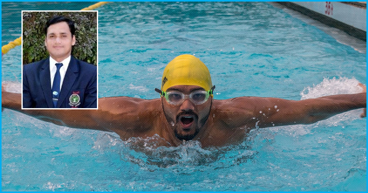 PunjabKesari,Satendra Singh Lohiya, Para Swimmer, Nari