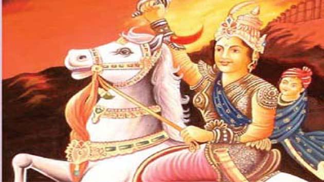 PunjabKesari Maharani lakshmi bai jayanti