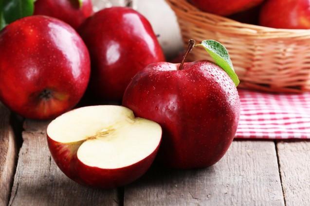 PunjabKesari, apple, apple image, apple hd image