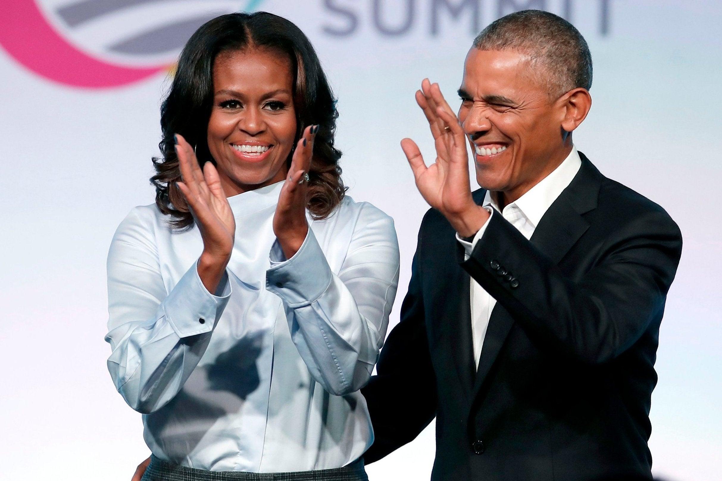 PunjabKesari, Barack and Michelle Obama, Nari