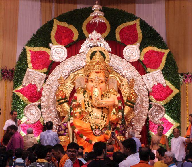 PunjabKesari, Ganesh Chaturthi, Ganesh Utsav, Ganesh Chaturthi 2019, Anant Chaturdashi, Sri ganesh, Lord Ganesh, श्री गणेश, गणेश चतुर्थी, गणेश उत्सव, अनंत चतुर्दशी, Jyotish Upay, Lakshmi Vinayak Mantra, Mantra Bhajan Aarti
