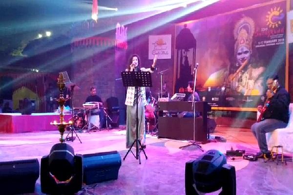 PunjabKesari, singing