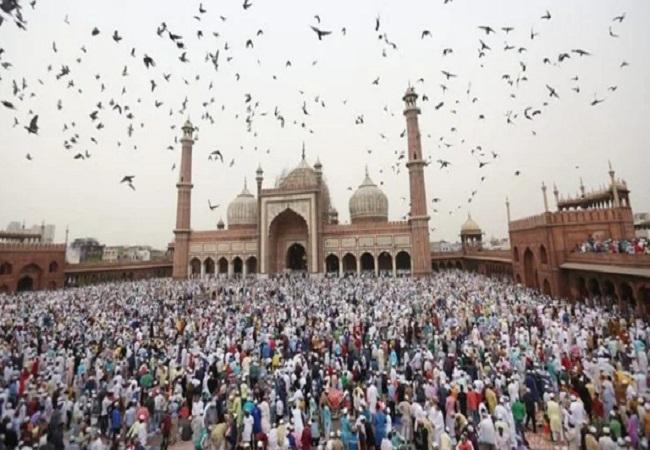 PunjabKesari, beautiful pictures of eid, eid-ul-azha 2019, bakrid eid 2019, Dharmik Sthal, Religious Place In India, eid 2019, धार्मिक स्थल, ईद 2019, eid-ul-azha