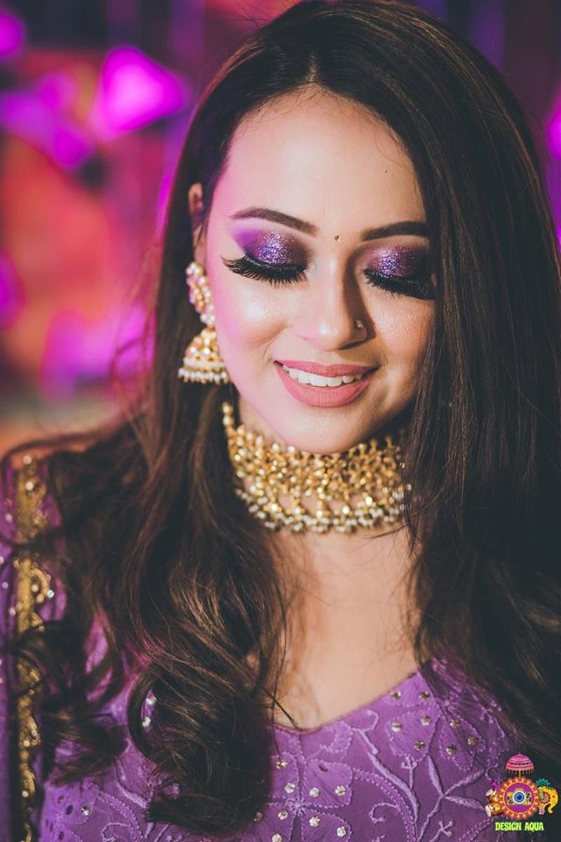PunjabKesari,आईज मेकअप इमेज,eyes makeup images