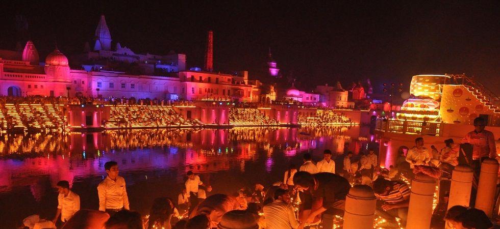 PunjabKesari, Ayodhya, अयोध्या, अयोध्या में दीपोत्सव,Ayodhya in deepotsav