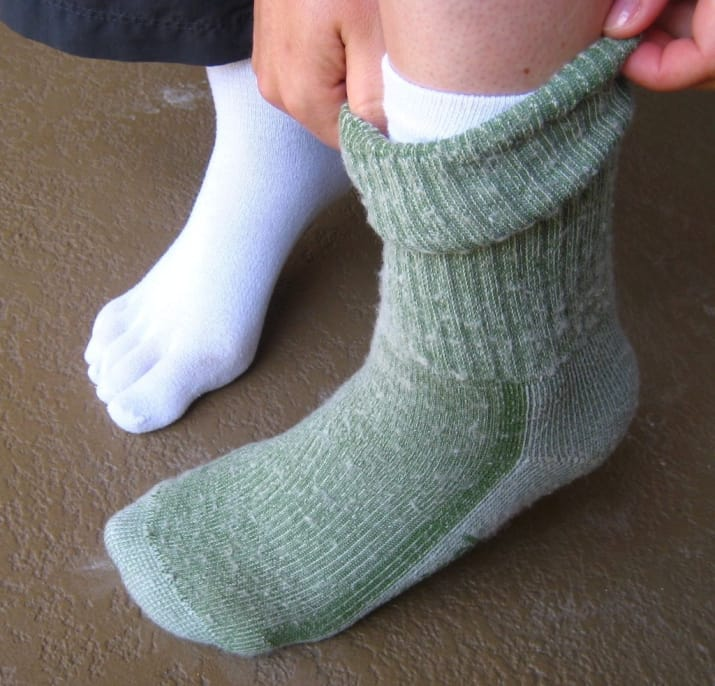 PunjabKesari, Socks
