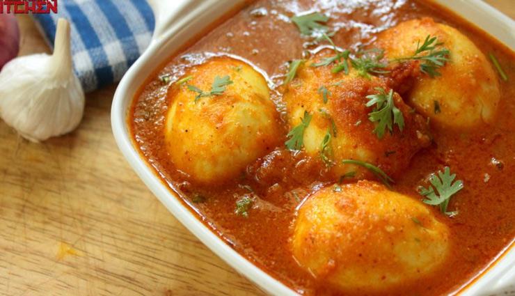 PunjabKesari, Egg Paneer Masala image