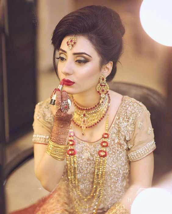 PunjabKesari,ब्राइडल आई मेकअप,bridal eye makeup