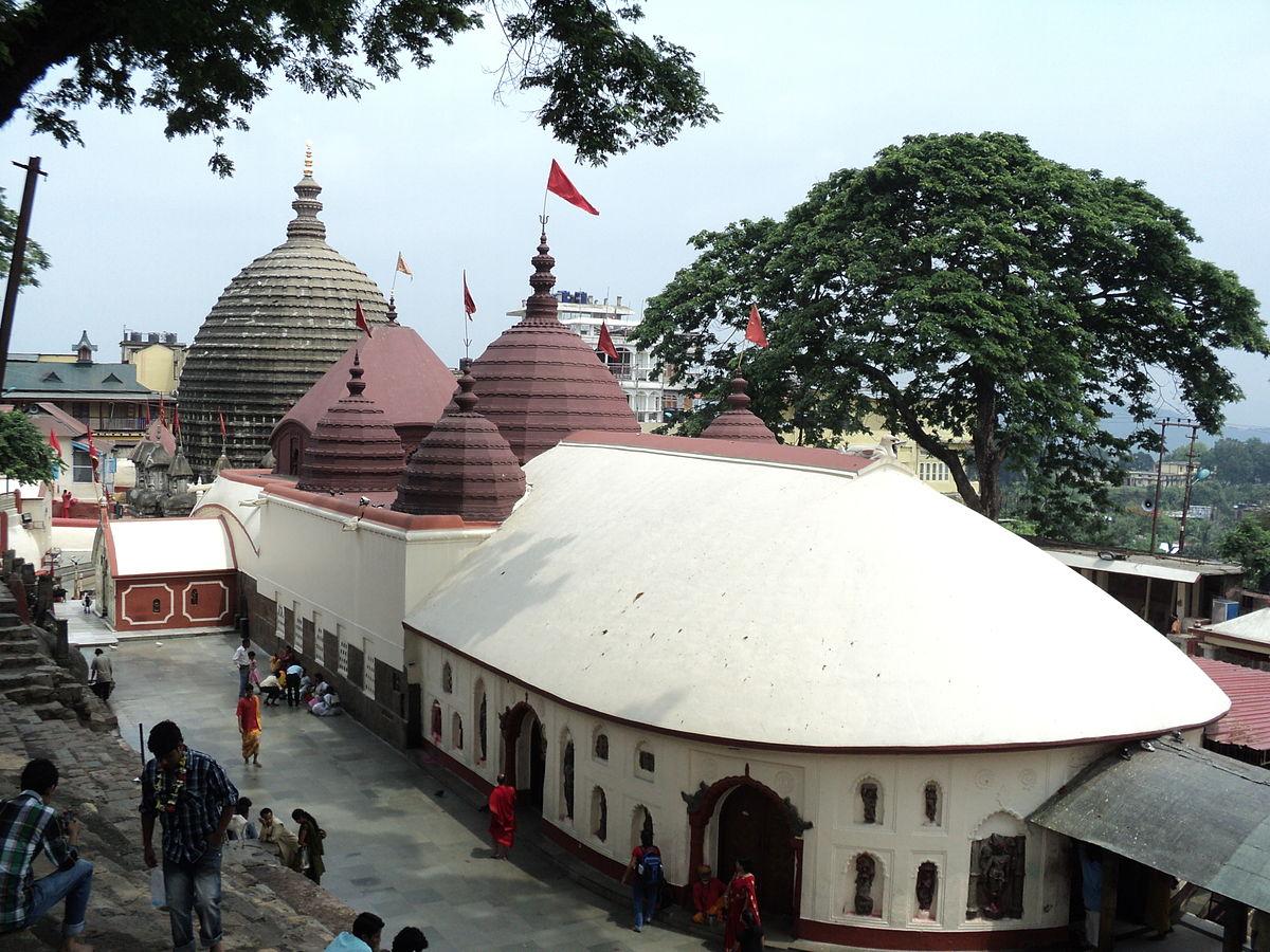 PunjabKesari, कामाख्या देवी मंदिर इमेज