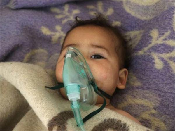 syria bashar al assad democracy mustard gas