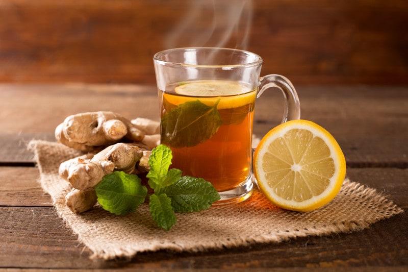 PunjabKesari, lemon tea