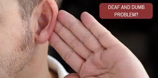 deaf and dumb disease in mandi poonch