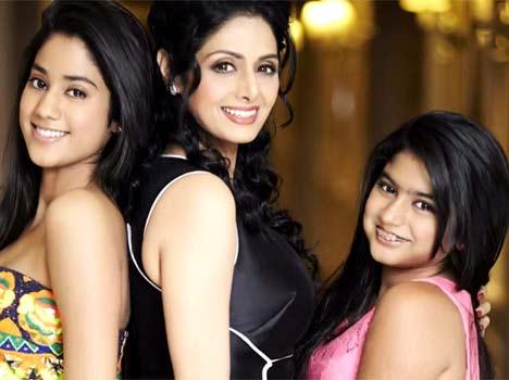 PunjabKesari,Sridevi, Jahnavi Kapoor,Nari