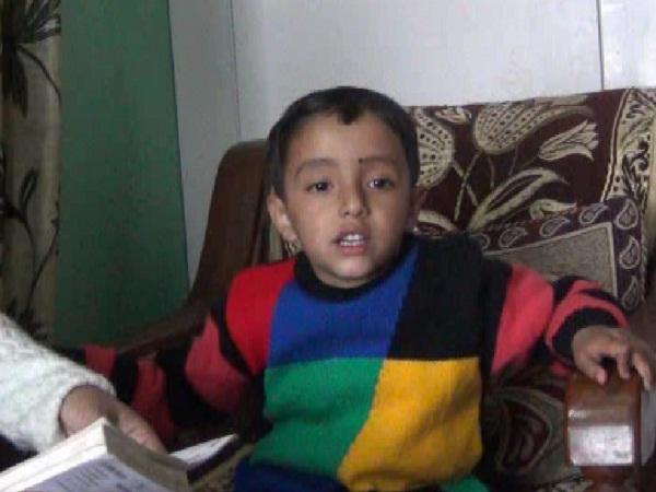 PunjabKesari,solan news in google boy rudra