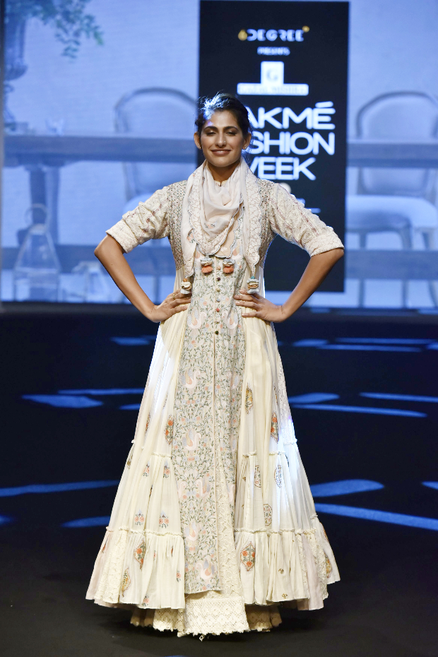 PunjabKesari, Nari, LFW19, Lakme Fashion Week,LFW19 Day 3