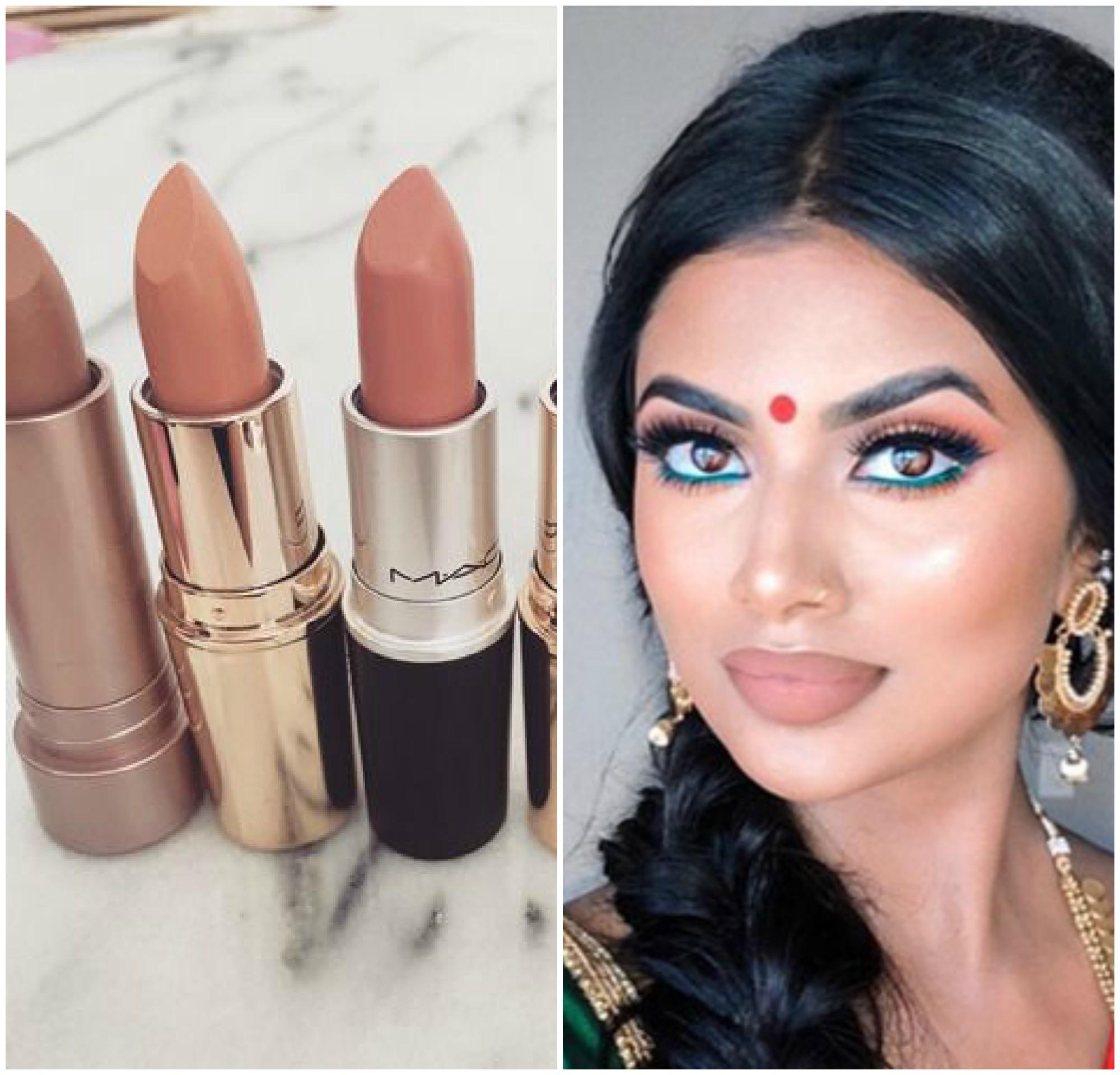 PunjabKesari, Nari, Classy nude Lipstick image